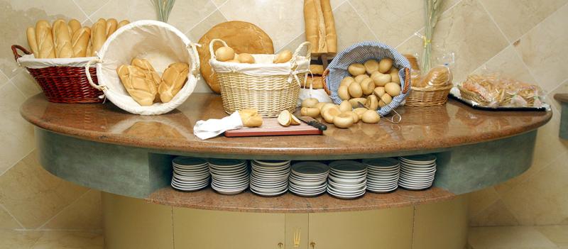 Buffets Panes y Líquidos