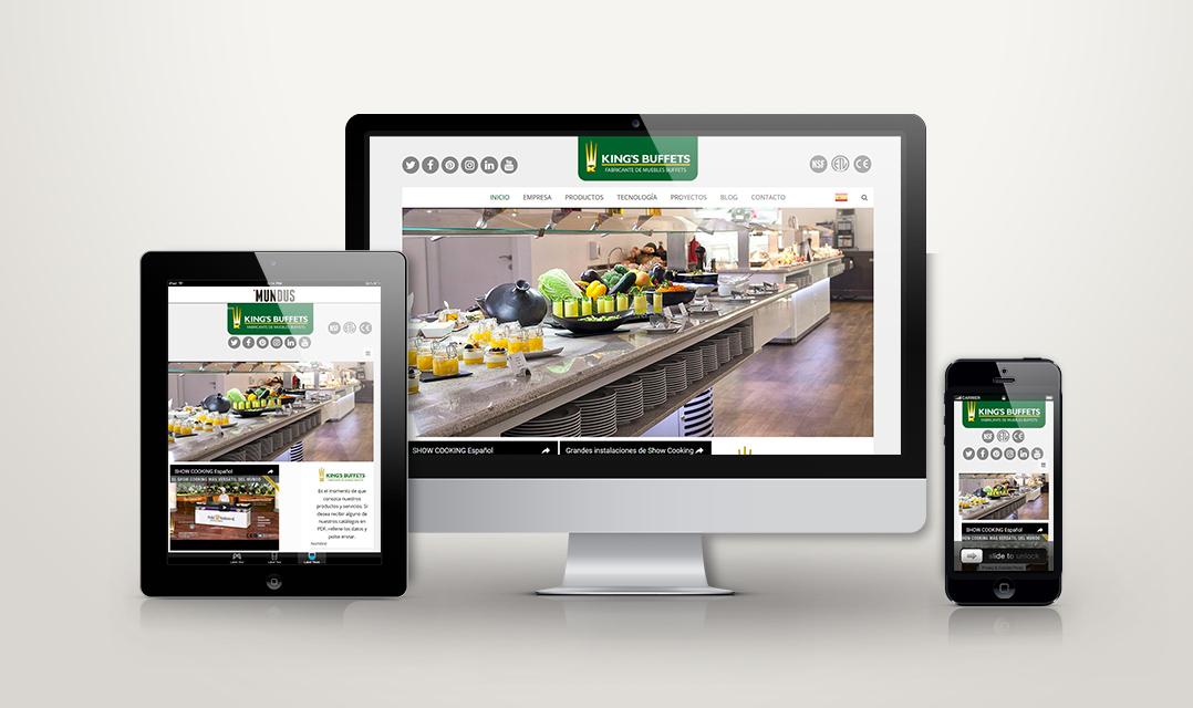 Nueva Web Y Nuevo Dominio Www.kingsbuffets.com