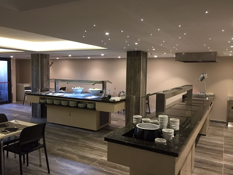 Hotel Alameda De Benidorm Renovates Its Buffets And Show Cooking Facilities