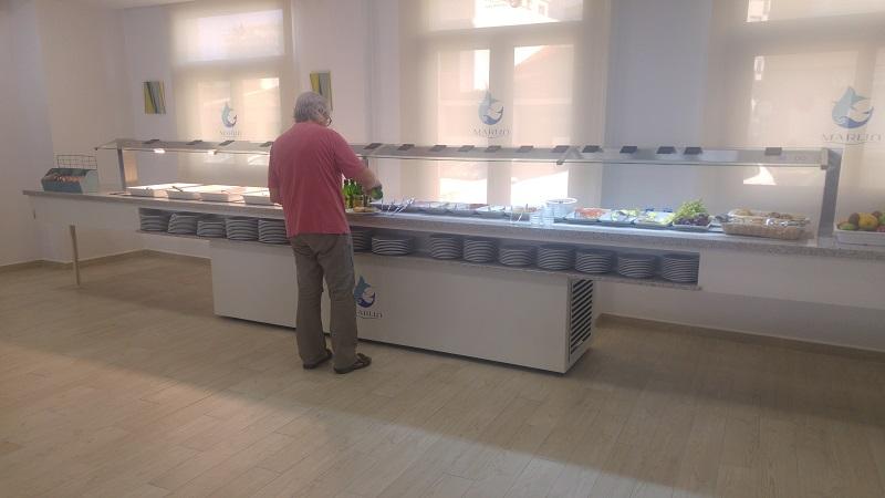 El Hotel Marlin Antilla Playa – Huelva Incorpora Nuevo Equipamiento De Buffet