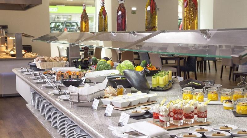 Presentacion Alimentos Buffets 6