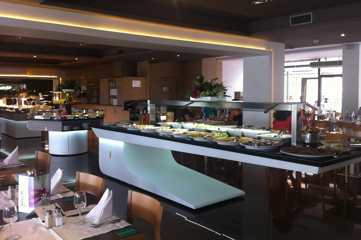 King S Buffets Serie Design Buffets Station Buffets And Show Cookings