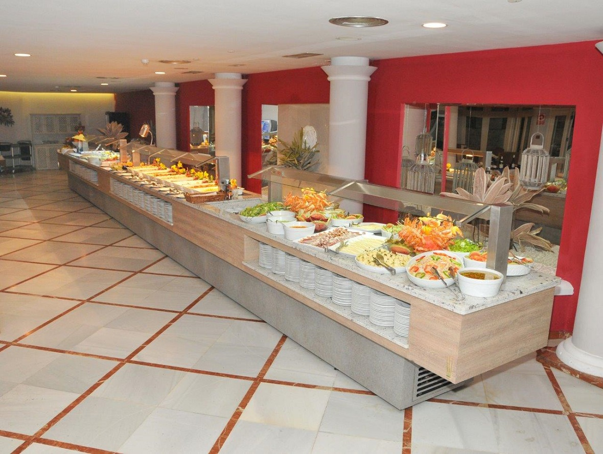 King S Buffets Serie Fr Buffets Station Customized Buffets And  # Muebles Para Food Court