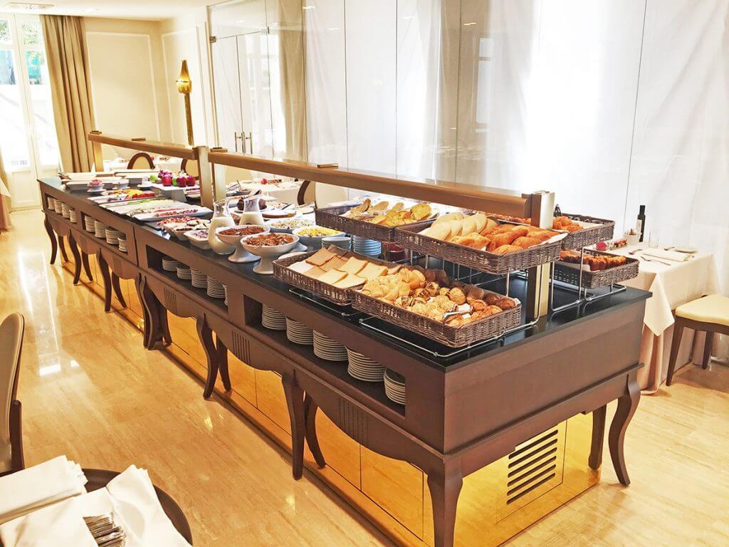 Buffte Station luxury hotel