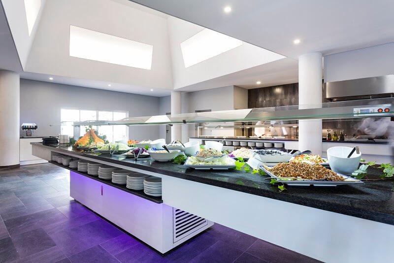 Buffets Funcionales Para Hoteles Y Restaurantes