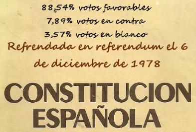 Constitucion 6 Diciembre 1978 NoticiaAmpliada