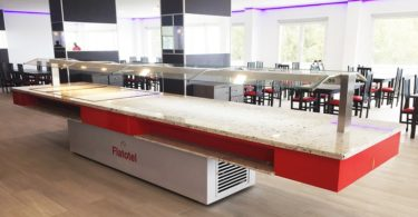 First Flatotel International Estrena Nuevo Restaurante Buffet