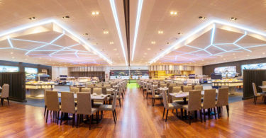 Los Buffets Del Hotel Auditórium De Madrid Cumplen 16 Años A Pleno Rendimiento