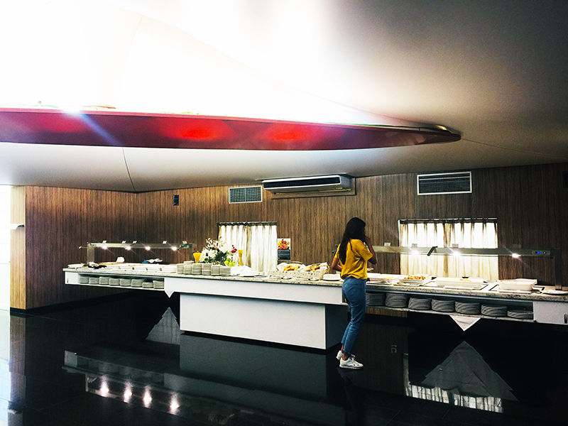 Sercotel Gran Hotel Luna De Granada Renueva Sus Buffets