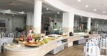 Hotel HL Paradise Island: Buffets Y Show Cookings Con La Máxima Higiene Y Presentación Para Su Servicio Todo Incluido
