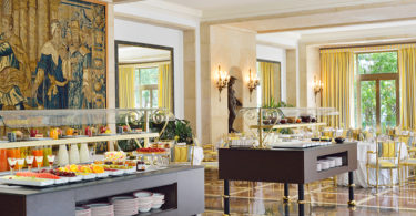 Modular Series Cold Countertops For Exclusive Luxury And Charming Hotels