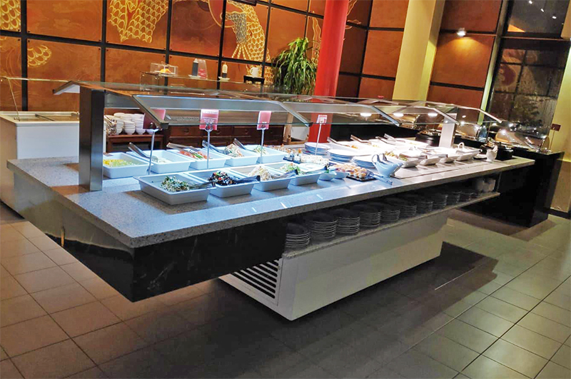 The F Series Buffet Lands In Brussels