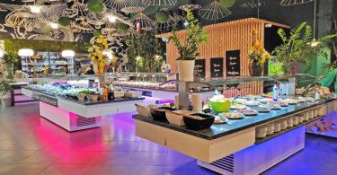 Sir Lam Asian Restaurant – Design, Quality And Variety