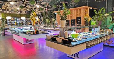 Restaurante Asiático Sir Lam – Diseño, Calidad Y Variedad