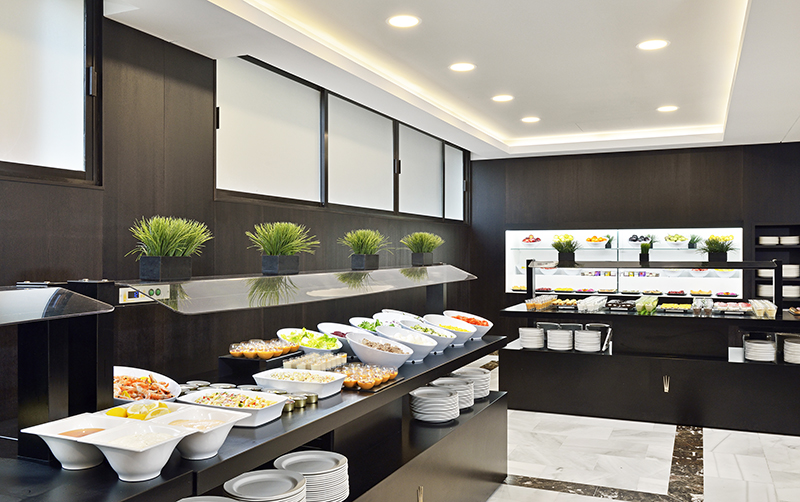 Hotel Meliá Costa Del Sol – Best Quality Buffet Equipment