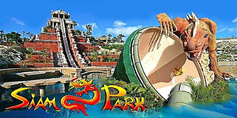 "Siam Park – ""The World's Best Water Theme Park 2019"""