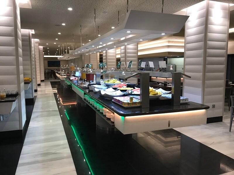 Hotel Vulcano_Tenerife: Same Design Of Buffets But Totally Updated