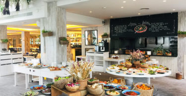Sea Grill Marbella: Maximum Excellence In Buffets [ Presentation, Quality, Variety And Decoration.