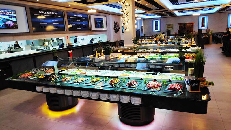 Profuzion Elige De Nuevo A King's Buffets Para Su Próximo Restaurante En Francia