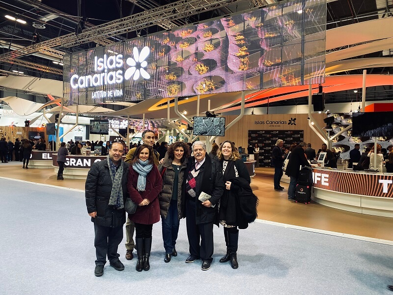 FITUR 2020  New Visitor Record On Its 40th Anniversary