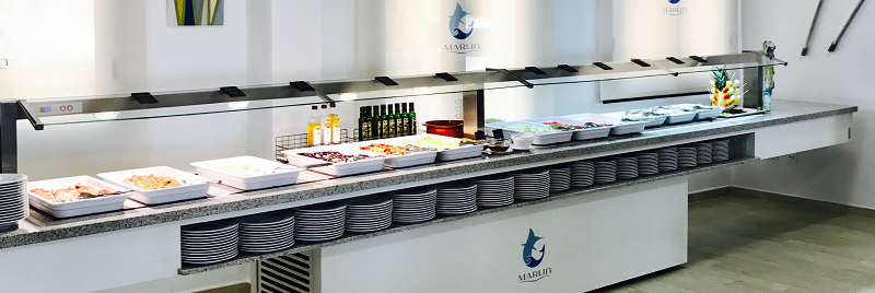 The Marlin Antilla Playa Hotel Already Has The First Ozone Antivirus Air Curtain System From King's Buffets
