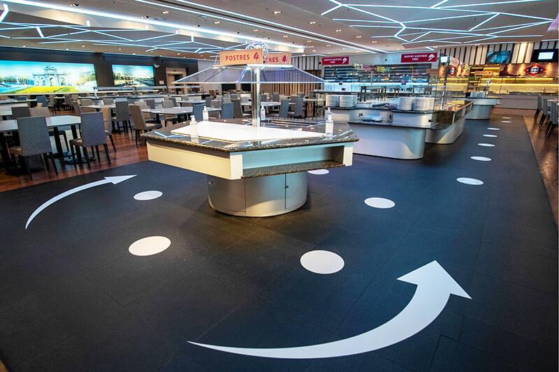 El Hotel Madrid Marriott Auditorium Abre Sus Puertas El 1 De Septiembre Con Una Increíble Adaptación En El Restaurante Buffet.